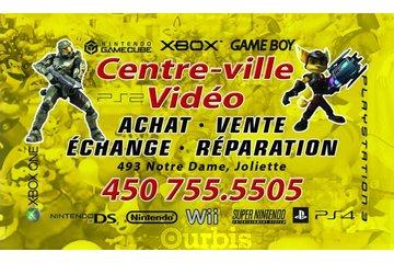 CENTRE D'ECHANGE JOLIETTE (JEUX VIDÉO) à Joliette: CENTRE VILLE VIDEO NOTRE DAME A JOLIETTE OUVERT EN  2014