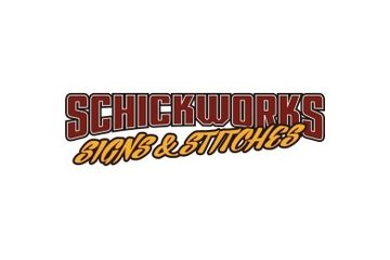 Schickworks Signs & Stitches in Williams Lake: Schickworks Signs & Stitches