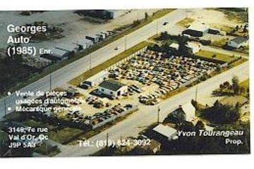 Centre de recyclage georges auto