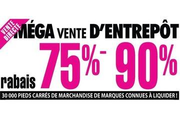 Chabanel En Gros Inc. -Mega Vente D'Entrepot