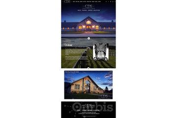 Outrageous Creations à Newmarket: Website developed for Chris Delia Stables in Burlington, Ontario
