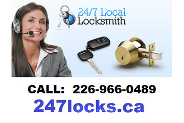 247 locks