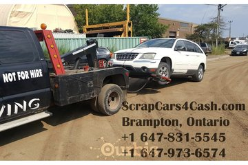 Scrap Car Removal 4 Cash