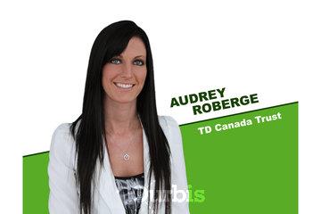 Audrey Roberge, Spécialiste Hypothécaire TD Canada Trust
