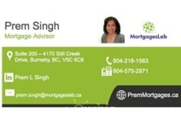 PremLata Devi Singh, MortgageLab Financial Inc