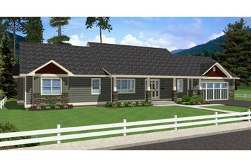 Westhome Planners Ltd in Penticton: One Storey Home Plans