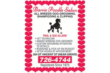 Barrie Poodle Salon