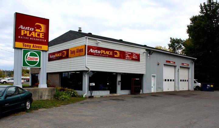 Garage tony alves saint eustache qc ourbis for Garage tony auto