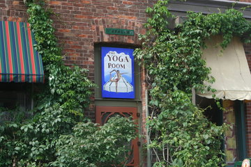 Yoga Room in Charlottetown