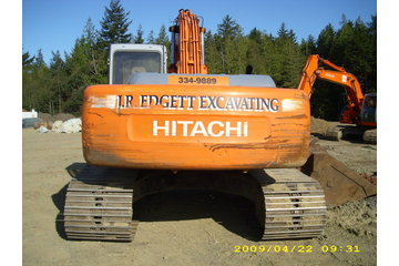 Edgett J R Excavating Ltd