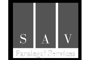 SAV Paralegal Services