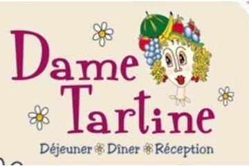 Dame Tartine Déjeuner Et Dîner