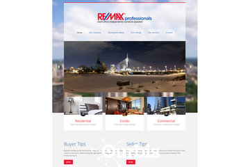 Real Estate Website Design-Estatevue.com
