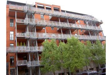 Peinturebec Inc in LaSalle: peinture fer forge balcons