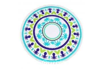 Simi Accessories Corp in Toronto: Wholesale round beach towels