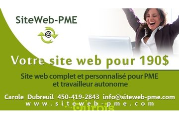 Site Web PME