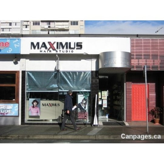Maximus hair salon vancouver bc ourbis for 88 beauty salon vancouver