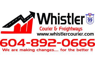 whistler 99 courier