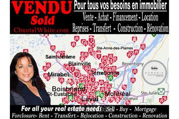 Les Immeubles White, Services immobiliers à Boisbriand