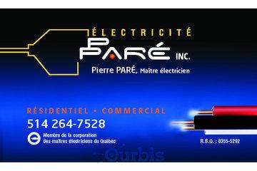 Électricité P.Paré