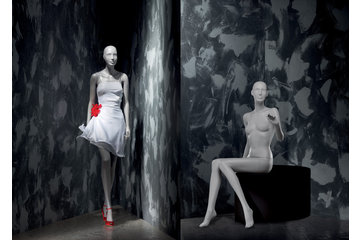 Groupe WMF Inc in Anjou: abstract mannequin