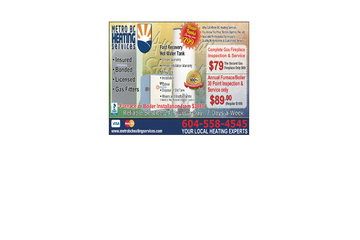 MetroBC Heating Services