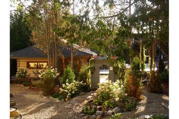 Ofuro Spa à Morin-Heights: Jardin