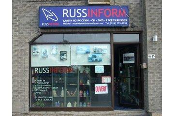 Russinform Russian Books