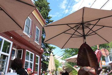 Auberge La Muse à Baie-Saint-Paul: Chez Bouquet éco-bistro