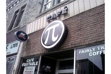 Café Pi à Montréal