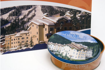 Timeless Tins in Kamloops: Cahilty Lodge Tin