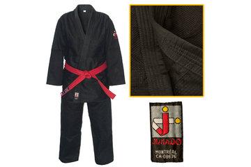 Jukado Inc à Montréal: uniforme de jiu-jitsu