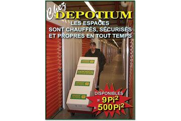 Depotium Mini-Entreposage in Montréal
