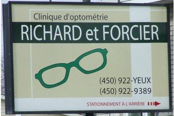 Clinique D'Optométrie Richard & Forcier à Sainte-Julie