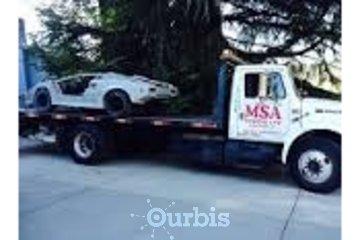 MSA 24/7 Towing Ltd
