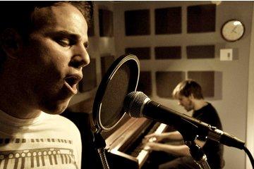 Épilogue Musique in Montréal: Local de répétition pour chanteurs 404
