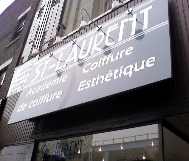 St laurent academie de coiffure montr al qc ourbis - Salon coiffure rue st laurent ...