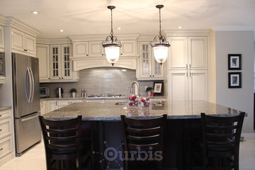 Kitchen Craft Cabinetry in Langley