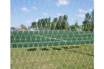 Collège St Jean Vianney à Montréal: Terrains de soccer extérieurs de l'école secondaire privée St-Jean-Vianney montréal