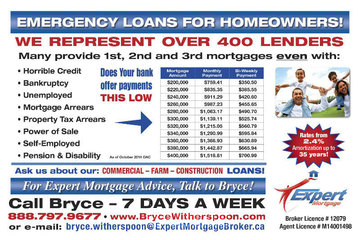 Bryce Witherspoon - Expert Mortgage Agent