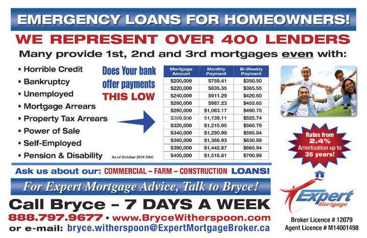 Loan broker en francais