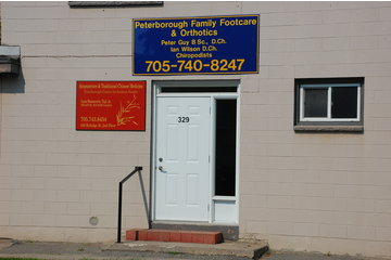 Peterborough Family Footcare Clinic in Peterborough: PFFCO outside