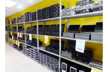 Electro computer warehouse