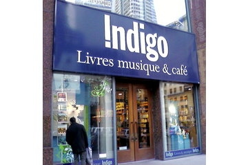 Indigo Livres Musique & Café