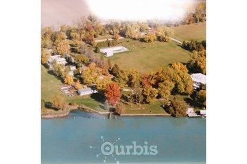 Blue Water Shiloh Park à Wallaceburg: Skyview of Shiloh Park