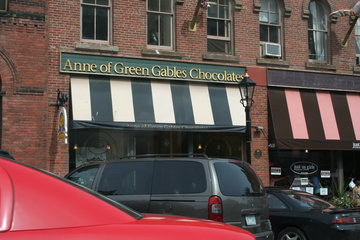 The Anne Of Green Gables Store in Charlottetown