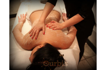 Ofuro Spa in Morin-Heights: Soins corporels - sablage