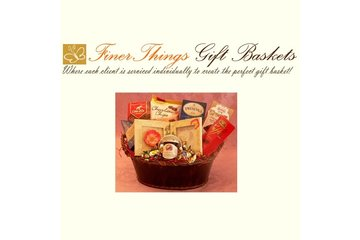 Finer Things Gift Baskets