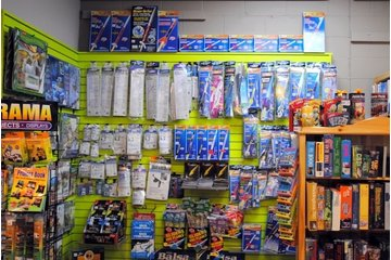 On Track Hobbies in Port Moody: Hobby Shop Supplies