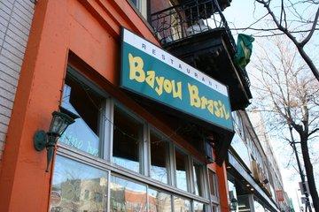Bayou-Brasil Restaurant in Montréal